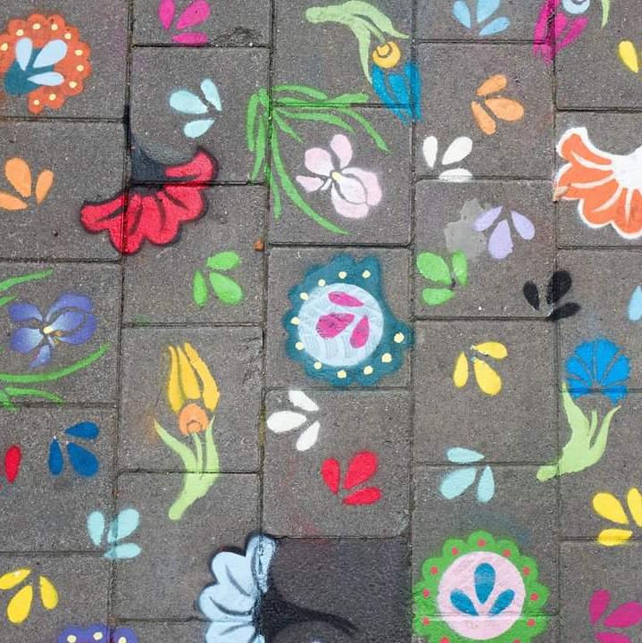 Blooming Schaerbeek, Tierceline
